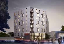 Budowa Hampton by Hilton Wrocław City Center West ruszy wiosną 2015 roku