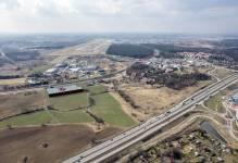 Przygotowania do budowy obiektu 7R City Flex Gdańsk Airport