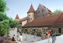 Bulwar Staromiejski – idealna przestrzeń dla kultury, sztuki oraz zdrowego stylu życia