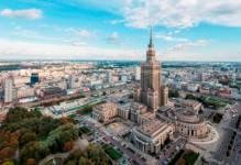 Warszawa w budowie: Powstanie 47 nowych kompleksów biurowych