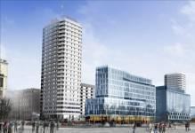Warszawa: Ruszyły prace rozbiórkowe na terenie Sezamu