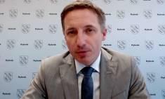 Piotr Kuczera, prezydent Rybnika i przewodniczący Śląskiego Związku Gmin i Powiatów