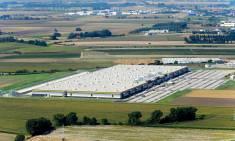 Rekordowy w Polsce big box o powierzchni 123 300 m kw. dla Leroy Merlin