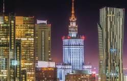 Śródmieście, Wola i Mokotów biurowymi gwiazdami Warszawy