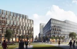 Nowy Rynek w Poznaniu. Startuje budowa drugiego budynku biurowego