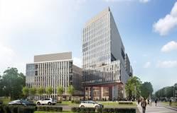 W 2018 roku Skanska w Polsce sprzedała pięć biurowców