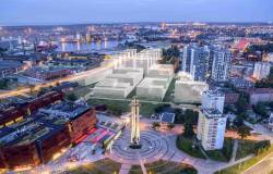 Euro Styl sprzedał ponad 1,3 ha gruntów w Gdańsku