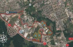 SSSE S.A. sprzedaje działki w Ełku