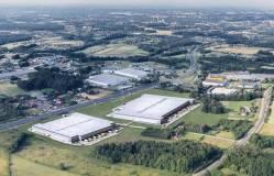 Powstaje największy kompleks magazynowy na Podbeskidziu