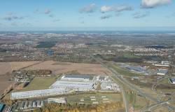 Rusza budowa centrum dystrybucyjnego niedaleko Pruszcza Gdańskiego