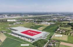 Nowe centrum dystrybucyjne rośnie pod Gdańskiem