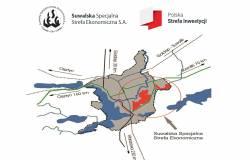 Suwalska SSE sprzedaje działki w Ełku