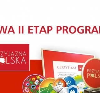 """Czas audytów w ramach II etapu Programu """"Przyjazna Polska"""""""