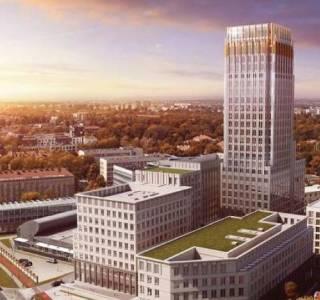 Strabag wybuduje największe w Krakowie centrum biznesowe