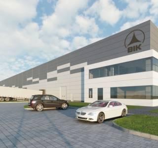BIK z pozwoleniem na budowę nowego centrum logistycznego