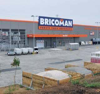 Bricoman otwiera się w Lublinie