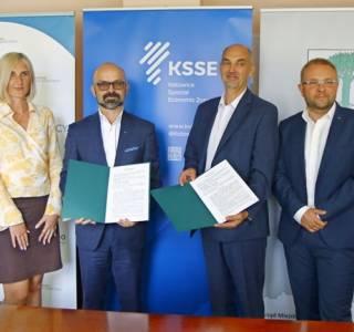 Tereny inwestycyjne Jaworzna weszły do Katowickiej SSE