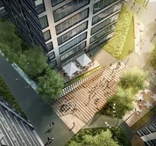Nowy projekt Skanska celuje w platynowy LEED
