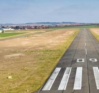 Legnica sprzedała działkę na terenie byłego lotniska