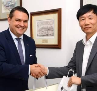 SK Innovation to kolejna firma, która inwestuje w Dąbrowie Górniczej