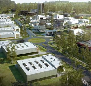 Nowe tereny inwestycyjne Kieleckiego Parku Technologicznego