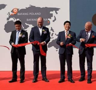 Na Bielanach Wrocławskich powstała chińska fabryka