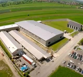 Zakład produkcyjny firmy Almus (fot. Almus)
