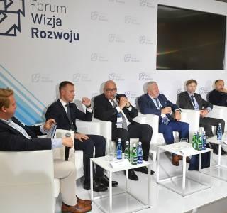 Mateusz Berger, wiceprezes Agencji Rozwoju Przemysłu