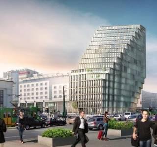 Poznań: Grontmij i Porr odpowiedzialne za realizację biurowca Bałtyk