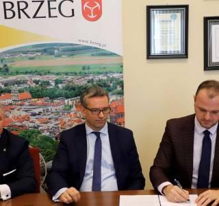 Wałbrzyska SSE kupiła tereny inwestycyjne w Brzegu