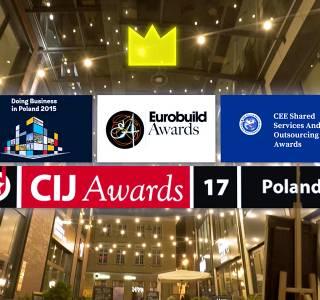 Bydgoszcz jest doceniana w biznesowych rankingach