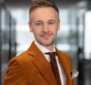 Emil Domeracki, dyrektor Działu Gruntów Inwestycyjnych w Colliers.