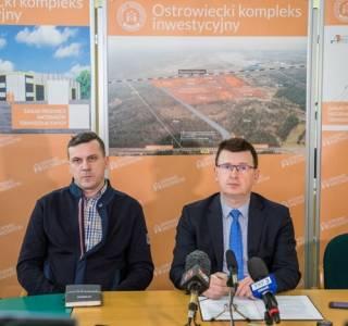 Kolejny teren w Ostrowcu sprzedany