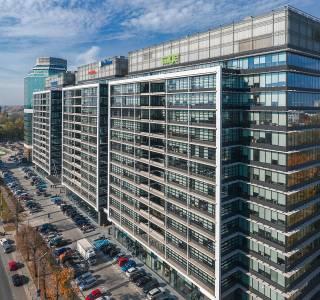 CPI Property Group kupiła zielony kompleks biurowy Eurocentrum