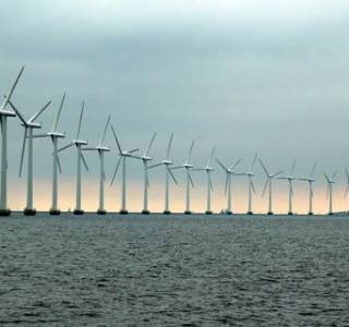 PGE z pierwszą farmą wiatrową na morzu