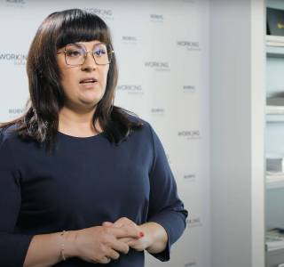 Marta Hejak, dyrektor finansowy w Robyg