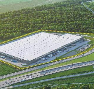 Oleśnica z nowym parkiem logistycznym