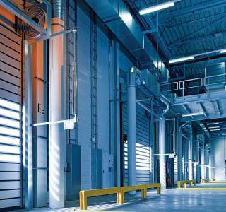 Parki magazynowe City Logistics Warsaw Airport I oraz City Logistics Warsaw II