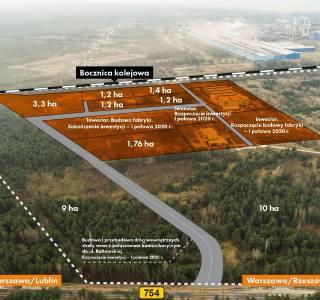 W Ostrowcu inwestorów przyciągnąć ma nowa infrastruktura