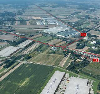 Panattoni kupiło ponad 14,8 hektara gruntu w Polsce Centralnej