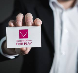 """Jak rozpoznać uczciwego przedsiębiorcę?  Certyfikat """"Przedsiębiorstwo Fair Play"""""""