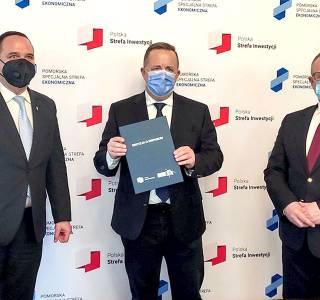 Ponad 10 mln zł zainwestuje firma Blirt na Pomorzu