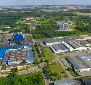 Słupska SSE sprzedaje działki w Wałczu