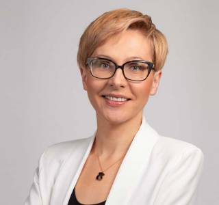 Agnieszka Sygitowicz, wiceprezes ŁSSE