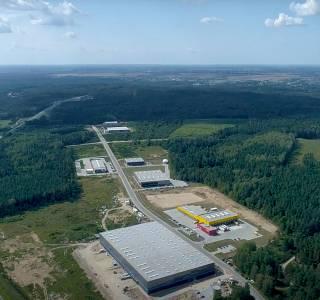 Tereny inwestycyjne w Płaszewku