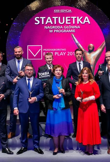 """Znamy wyniki programu """"Przedsiębiorstwo Fair Play"""". Zobacz kto zdobył certyfikat"""