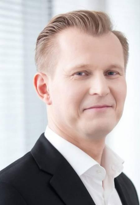 Marcin Siewierski, Associate Regional Head, Cushman & Wakefield