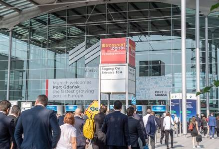 Zakończyły się targi logistyczne w Monachium