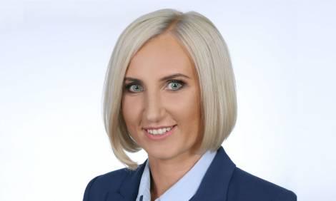 Monika Bryl - Zastępca Prezesa KSSE