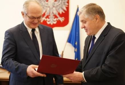 Leszek Świętochowski odwołany z funkcji prezesa ANR